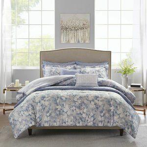Brayden Studio Dilan Printed Seersucker Comforter